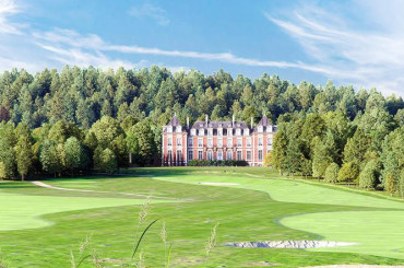 The Chateau at Wyndham Golf & Spa Resort in Limousin, France