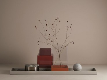 Lacquer boxes and trays from Mojoo