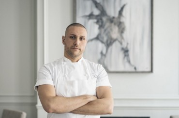 Carlo Scotto, owner and head chef at Xier in London